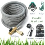 GreenChief Expandable Garden Hose 50 FT All Flexible Water Hose (Reviews & Complete Guide 2019)