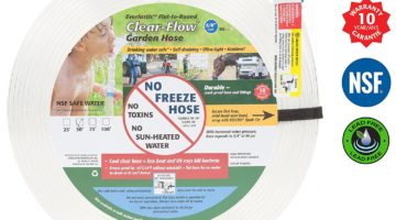 Clear Flow Water Hose