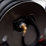 How to repair a hose reel?