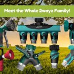 5 Best Garden Hose Splitter Reviews 2019: Complete Buying Guide