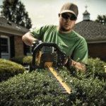 Dewalt 40v Hedge Trimmer Reviews