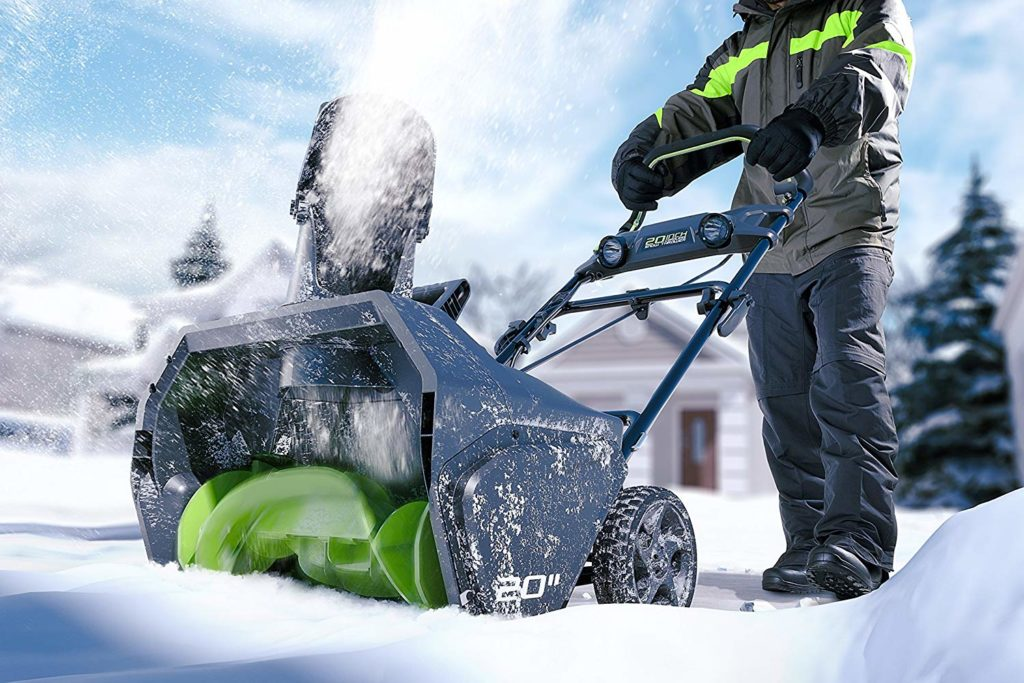 Best Snowblower 2020.5 Best Snow Blower For Elderly Reviews Complete Guide 2020