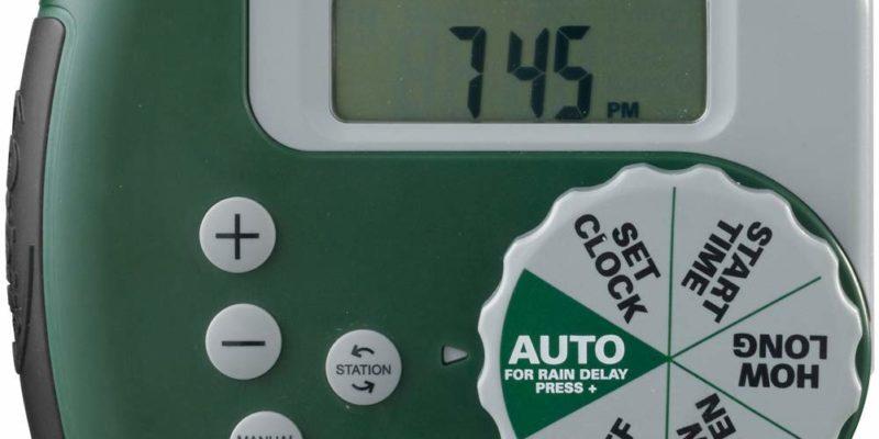 best water hose timer